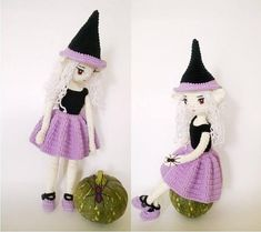 Items similar to PDF doll amigurumi pattern - crochet doll pattern- Crochet fairy doll on Etsy Yarn Sizes, Crochet Hook Sizes, Crochet Hooks, Crochet Dolls Free Patterns, Crochet Doll Pattern, Crochet Fairy, Crochet Flowers, Half Double Crochet, Single Crochet