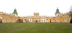 Pałac w Wilanowie.