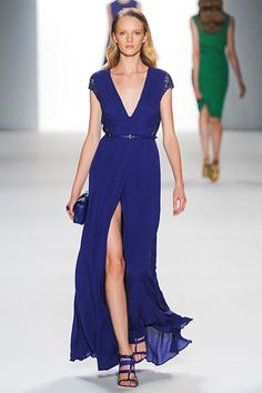 Elie Saab Spring 2012 RTW - holy crap, so much elie saab on pinterest right now and I love it ALL. swoon.