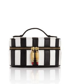 Gorgeous makeup bag! Napoleon Perdis need to bring out one of these!