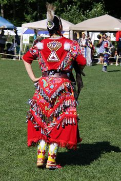Pow wow international de Wendake (Qc). by tumitaittuq, via Flickr