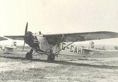 1920s plane