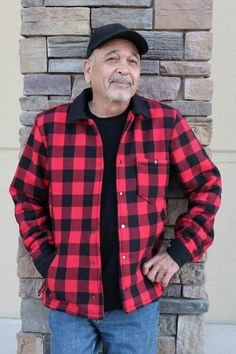 This overshirt pattern from Wardrobe By me is a shirt jacket pattern inspired by work-wear or the boxy Lumberjack shirt. Mens Sewing Patterns, Vogue Patterns, Vintage Patterns, Sewing Tutorials, Jacket Pattern, Top Pattern, Sewing Magazines, Origami Fashion, Fashion Details