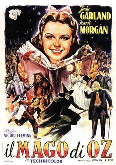Judy Garland, Billie Burke, Ray Bolger, Margaret Hamilton, Jack Haley, Bert Lahr, and Frank Morgan in The Wizard of Oz (1939)
