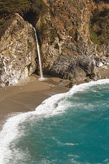 McWay Falls, California - United States