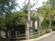 Stony Brook Grist Mill in Brookhaven (town), New York.
