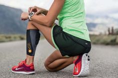 Available in a running, biking and multi-sport edition, this ultra high-tech calf sleeve features gr... - BSX Insight