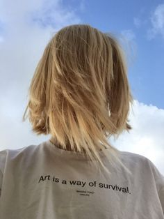 Art is a Way of Survival Tee & Sweatshirt Hair Inspo, Hair Inspiration, Facon, Looks Cool, Hair Day, Her Hair, Cool Hairstyles, Short Hair Styles, Hair Makeup