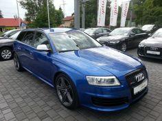 Audi RS6 Avant 5.0 TFSI !!