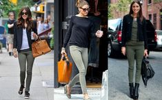 Post image for Get The Look: Olivia Palermo's Olive Pants