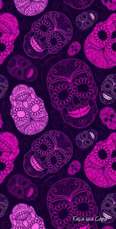 Pin by kristin camarasana on wallpaper in 2019 sugar skull w Screen Wallpaper, Mobile Wallpaper, Wallpaper Backgrounds, Gothic Wallpaper, Halloween Wallpaper, Halloween Backgrounds, Cellphone Wallpaper, Iphone Wallpaper, Sugar Skull Wallpaper
