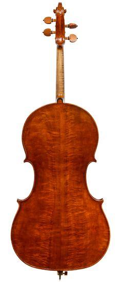 Cello | Carletti School | Pieve di Cento | c. 1928