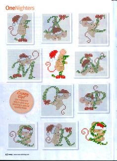 Gallery.ru / Photo # 61 - Cross Stitch Crazy 144 2010 + christmas app free chr - tymannost