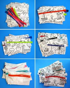 Thread Riding Hood - World's Fastest Pencil Case