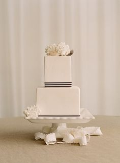 Simply Elegant - Bride + Bloom magazine by Merriment Events, via Flickr