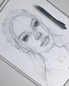 Steps for Portrait Drawing with Charcoal 🙂 Sketches or watercolor paintings? 🎨 Excellent artworks by Drawing Tips, Drawing Sketches, Painting & Drawing, Watercolor Paintings, Cake Drawing, Sketching, Drawing Drawing, Figure Painting, Drawing Tutorials