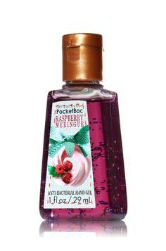 Raspberry Meringue PocketBac Sanitizing Hand Gel - Soap/Sanitizer - Bath & Body Works