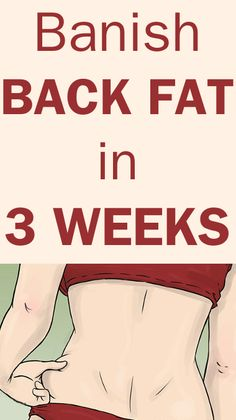 8 Moves to Banish Back Fat in 3 Weeks