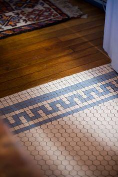 Vintage American Olean Tile