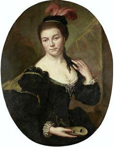 Circle of Jean-Baptiste Santerre (Magny-en-Vexin 1651-1717 Paris) Portrait of a lady,