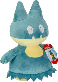 Buy Munchlax - Plush at Mighty Ape NZ. Your favourite Pokémon character is waiting for you! Cute and cuddly Pokémon Plush is a must have for all Pokemon fans! This super soft plush figu. Pokemon Merchandise, Plush Dolls, Doll Toys, T Rex Toys, Pokemon Official, Big Plush, Dolls For Sale, Leather Bags Handmade, Pokemon Fan