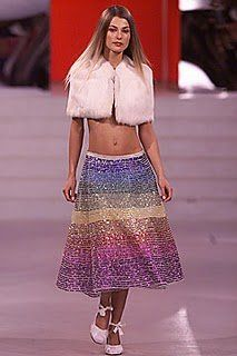 Rainbow sequin skirt worn by SJP in SATC ... one of my favorites and totally want it!!!