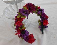 Flower girls headband