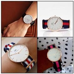 See more Daniel Wellington watches for men and women