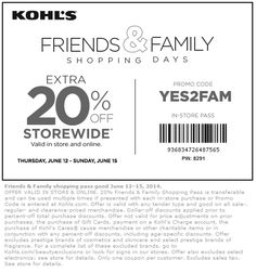 july 4th kohls hours