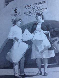 Refugiados cubanos en EEUU.