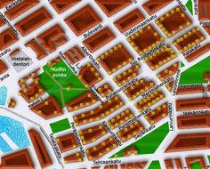 Punavuori, ihana (kohta ex-) kaupunginosani. Onneksi ei muuteta kauas :)!
