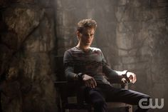 """""""Ordinary People""""--Paul Wesley as Stefan on THE VAMPIRE DIARIES onThe CW. Photo: Bob Mahoney/The CW ©2011 The CW Network.  All Rights Reserved."""