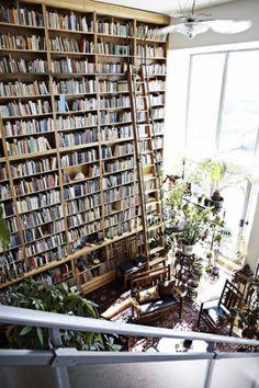 personal library fantasy anyone?