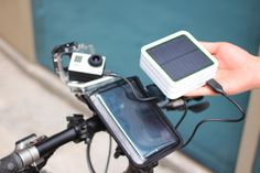 Must Have It ! : G-POWER STX Solar panel # Portable Battery charger # Outdoor activity # Riding