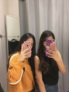 Best Friend Goals, Selfie, Mirror, Mirrors, Selfies, Tile Mirror
