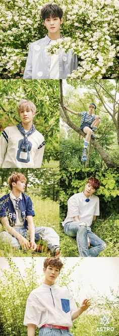 [#아스트로] ASTRO 2nd MINI ALBUM 'Summer Vibes' CONCEPT PHOTO #02