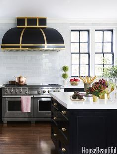 96 Best Black And Gold Rooms Images Home Kitchens Future House