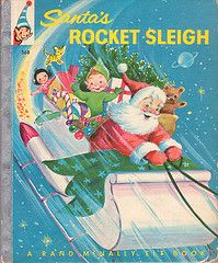 Little Elf book from the '50s