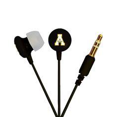 AudioSpice Ignite In-Ear Headphones - Appalachian State University Mountaineers