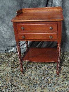 Best Willett Furniture My Cherry Endtable Found Through 400 x 300