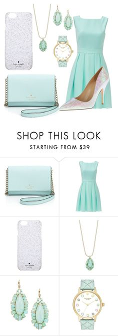 """""""Kate Spade"""" by reaganf ❤ liked on Polyvore featuring Kate Spade"""