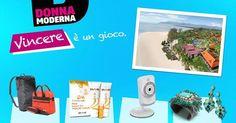 Vincere è un gioco con Donna Moderna - http://www.omaggiomania.com/concorsi-a-premi/vincere-e-un-gioco-donna-moderna/