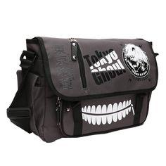 Tokyo Ghoul Outdoor Travel Shoulder Bag
