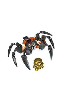 Amazon.com: LEGO Bionicle Lord of Skull Spiders Toy: Toys & Games