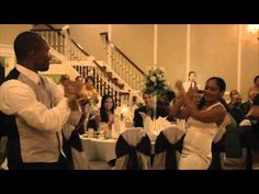 Surprise Wedding Dance - First Dance. I am SO doing this at my wedding. Surprise Dance, Surprise Wedding, Best Wedding Dance, Dream Wedding, Chris Brown Song, Glamorous Wedding, Wedding Videos, Pretty And Cute, Here Comes The Bride