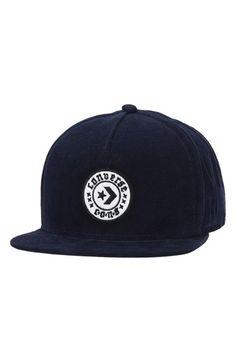1cbd5d7a0dc76 Converse Corduroy Snapback Cap Ball Caps