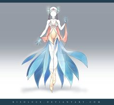 (OPEN) Adoptable Outfit Auction 209 by Risoluce.deviantart.com on @DeviantArt