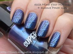 essence Power Girl Stamping