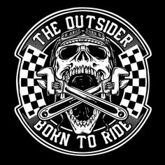 Retro Motorcycle, Motorcycle Clubs, Retro Helmet, American Chopper, Service Logo, Grim Reaper, Graphic Illustration, Biker, How To Draw Hands