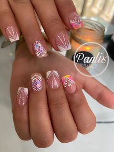 French Manicure Nail Designs, French Tip Nails, Nail Manicure, Pedicure, Stylish Nails, Nail Art, Fashion, Sour Cream, Enamels